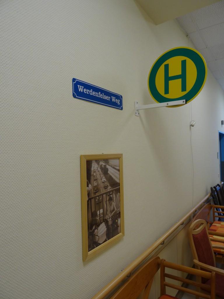 Nächster Halt: Werdenfelser Weg (Sächsisches Krankenhaus Großschweidnitz)