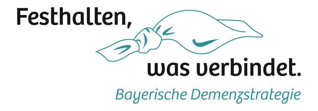Bayerisches Demenzlogo