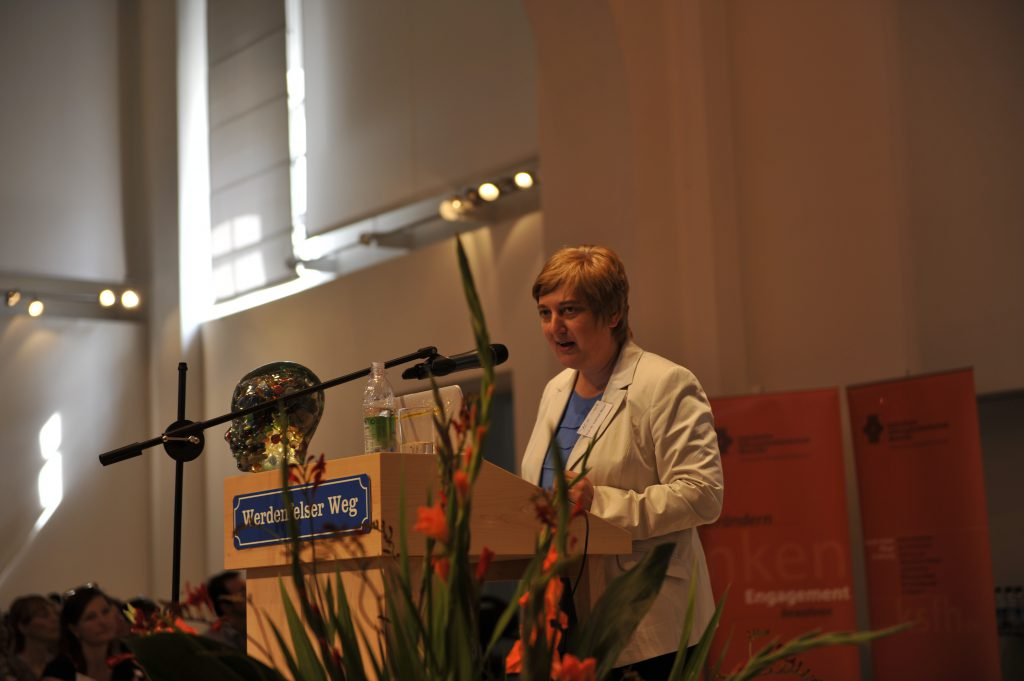 Prof. Dr. Gabriele Meyer, Martin-Luther-Universität Halle-Wittenberg